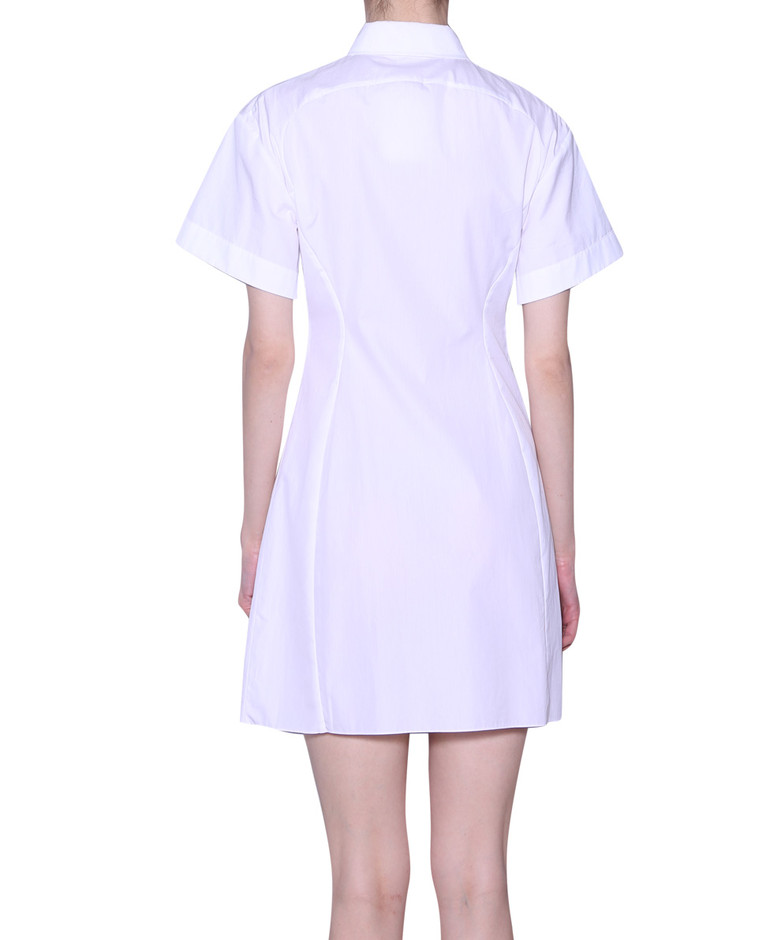 Peter Pilotto Cate chemisier dress cottone and lace | Lindelepalais.com 19601