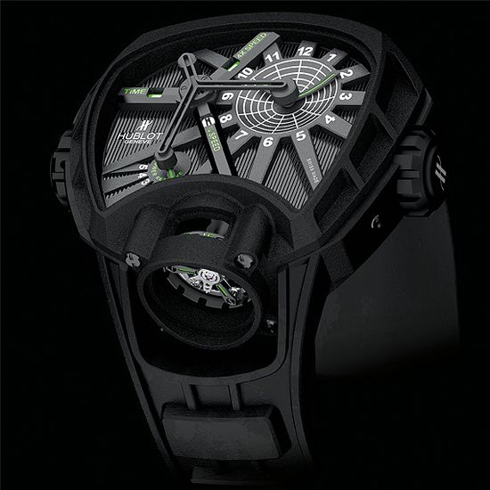 Hublot Masterpiece: MP-02 Key Of Time Watch | Luxuryes