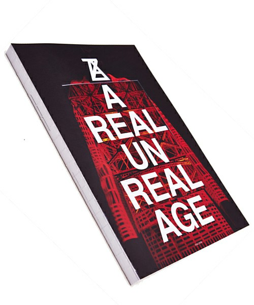 ANREALAGE(アンリアレイジ) | A REAL UN REAL AGE 10th BOOK(本) - ZOZOTOWN