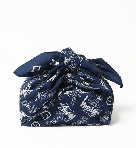 "STUSSY x MIYAI ""FUROSHIKI""