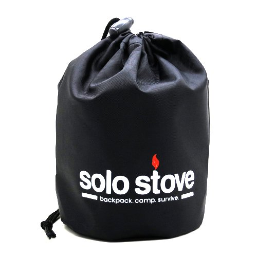 Amazon.com: Solo Stove & Solo Pot 900 Combo: Lightweight Woodburning Cooking System for Backpacking, Camping, Kayaking, Cycling, Boy Scouts, Emergency Preparation: Sports & Outdoors