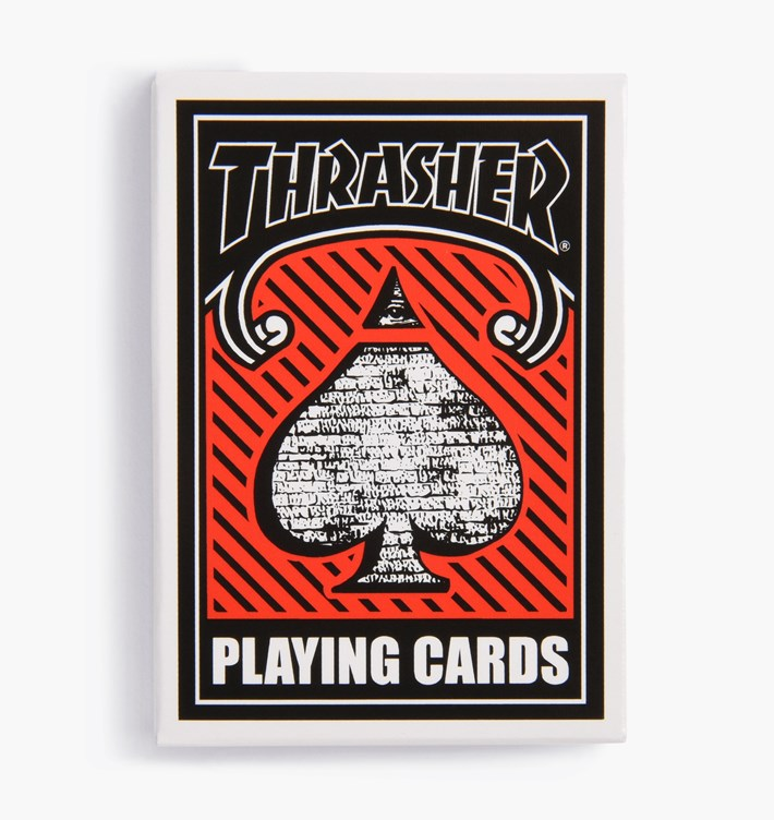 Thrasher Playing Cards   Multi   Other   3138029   Caliroots