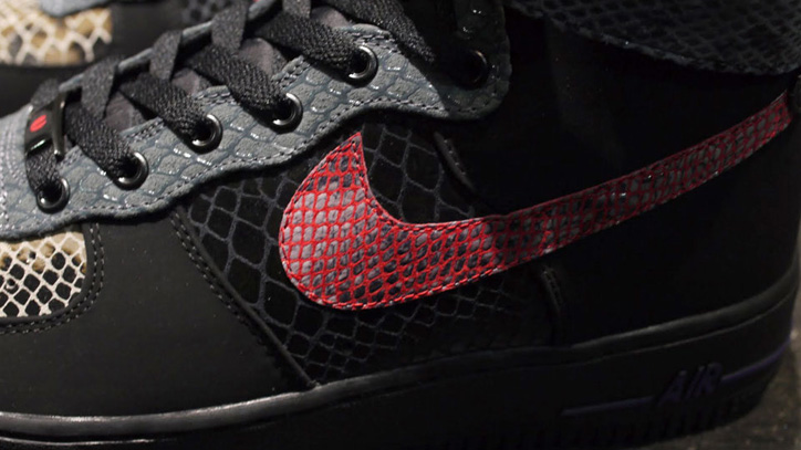 NIKE AIR FORCE 1 「YEAR OF THE SNAKE COLLECTION」 - sneaker resource