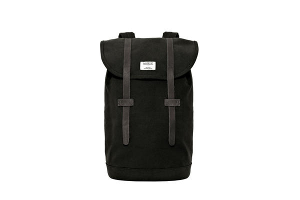 SANDQVIST - BACKPACK - STIG - BLACK