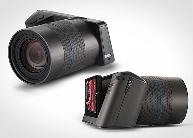 Lytro's new light-field camera looks like an actual camera, costs $1,599