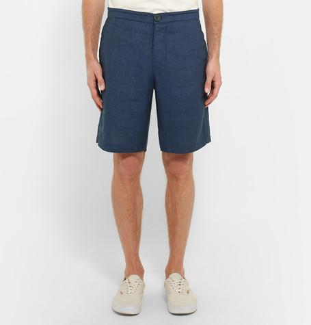 Oliver Spencer - Linen Shorts