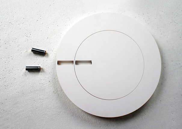 Front and Back clock by Giha Woo » Yanko Design