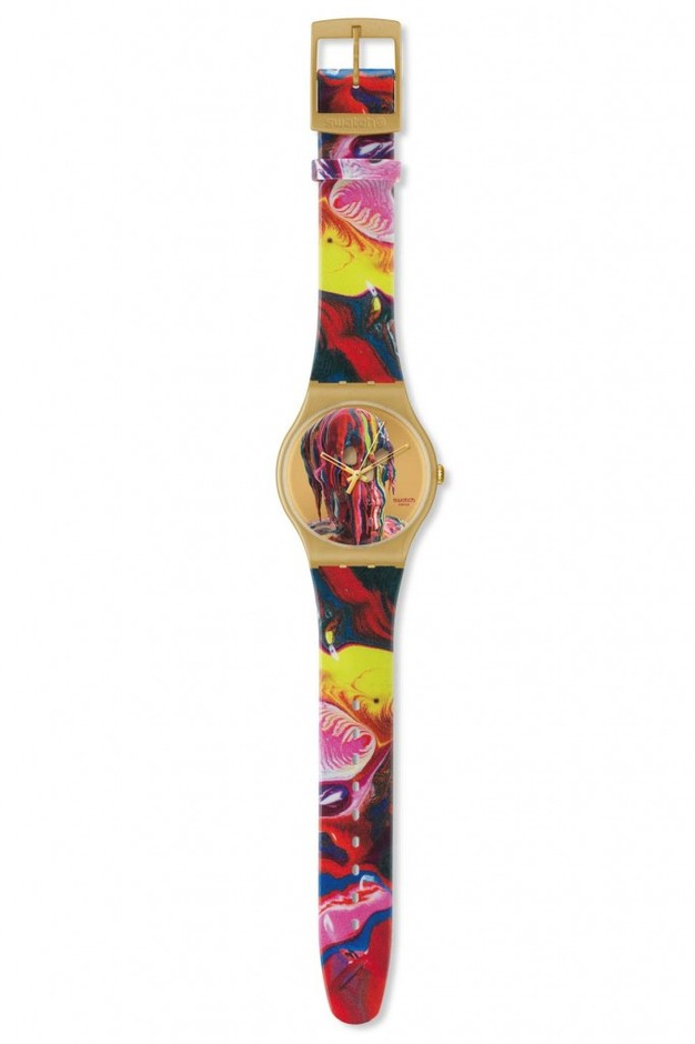 plussixfive   Online Magazine for Fashion, Lifestyle, Art, and Culture Within The +65 State » Swatch X Markus Linnenbrink