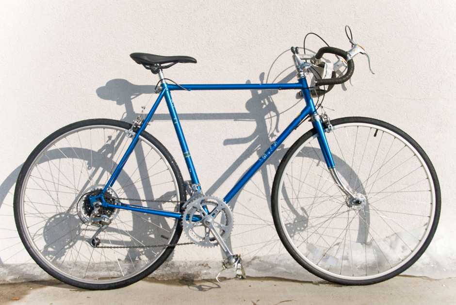 Re-Cycle.com Uptown's Schwinn Le Tour road bike