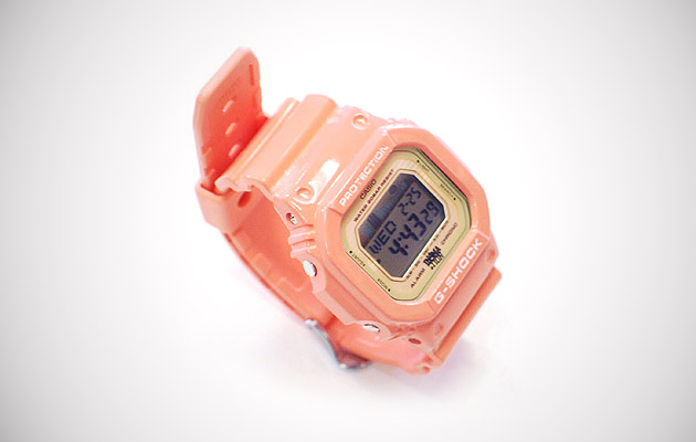 "In4mation x Casio G-Shock ""Salmon"" Colorway 