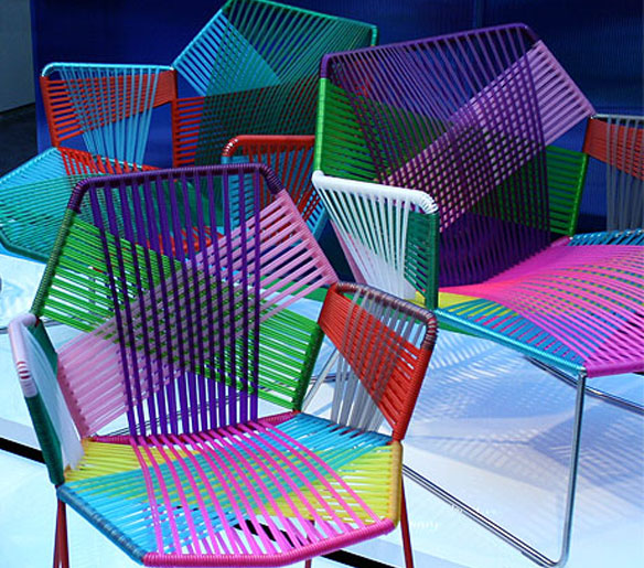 Tropicalia Seating Collection by Patricia Urquiola « CubeMe