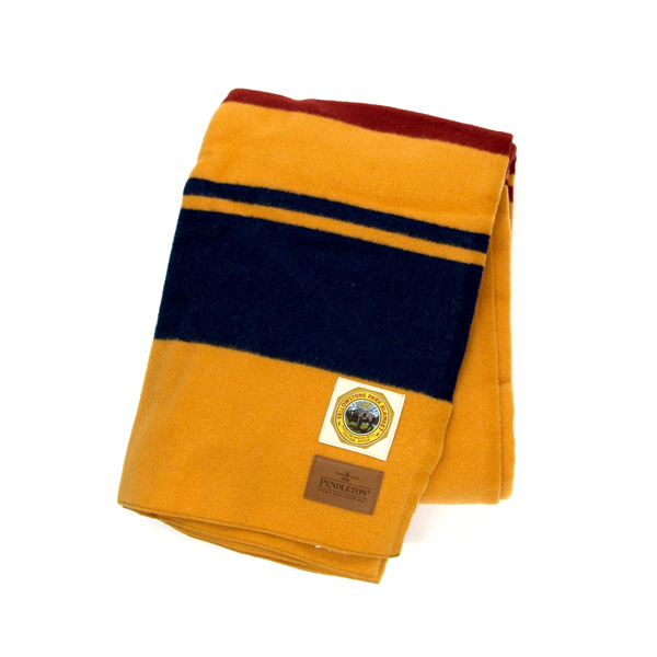 National Park Blankets - Yellowstone park ブランケット : CIBONE