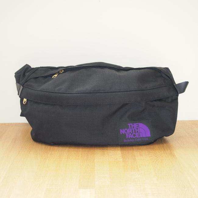 THE NORTH FACE PURPLE LABEL : Waist Bag BLACK