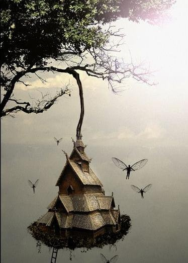 Place☆Architecture☆Travel / Fairy Tree House