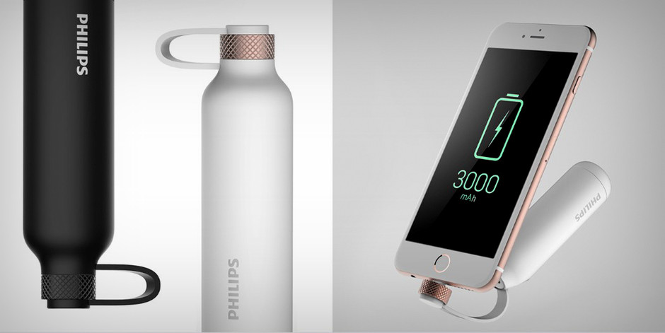 A Pick-me-up for your phone | Yanko Design