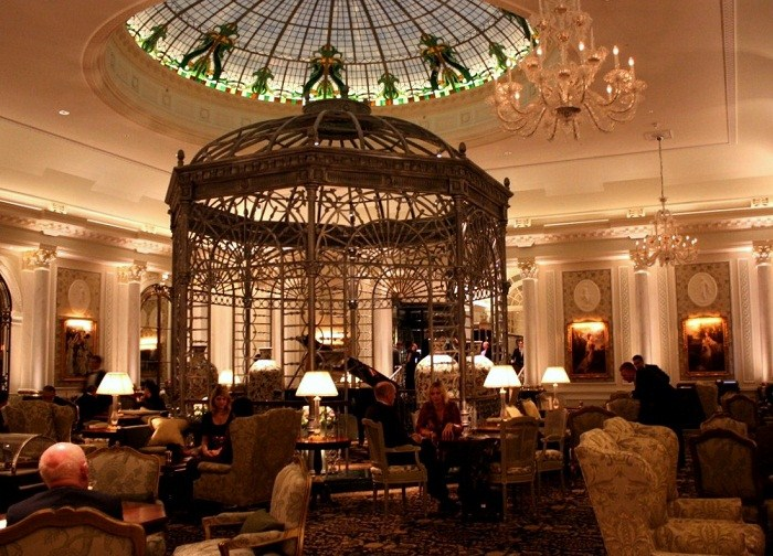The Savoy in London: a glimpse inside the restored iconic hotel - Telegraph