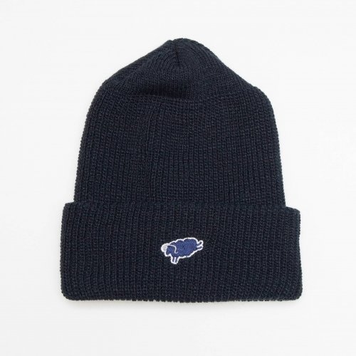 Watch Cap - Navy - cup and cone WEB STORE