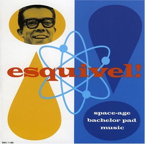 Amazon.co.jp: Space Age Bachelor Pad Music: Esquivel: 音楽