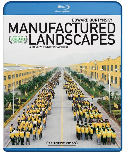 Manufactured Landscapes [Blu-ray] [Import] - Amazon.co.jp DVD・ブルーレイ   Manufactured Landscape