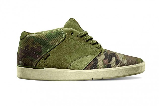 Vans LXVI Camo Pack - Graph, Secant, Numeral & More • Highsnobiety