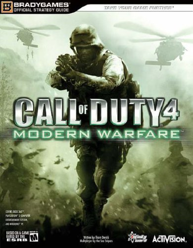 Amazon.co.jp: Call of Duty 4: Modern Warfare (Official Strategy Guides (Bradygames)): BradyGames: 洋書