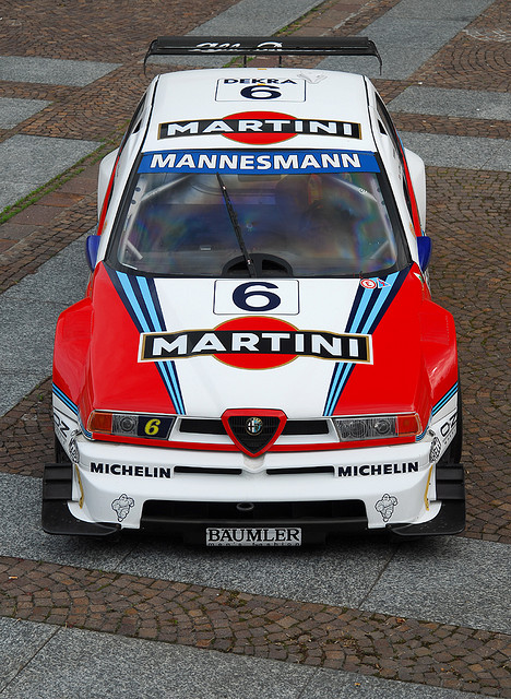 Nannini's Alfa Romeo 155 V6 TI DTM | Flickr - Photo Sharing!