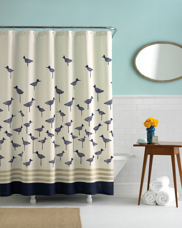 Kate Spade Shower Curtains at Bed, Bath and Beyond   market-editor.com