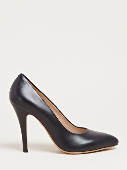 Maison Martin Margiela Women's Leather Court Shoes | LN-CC