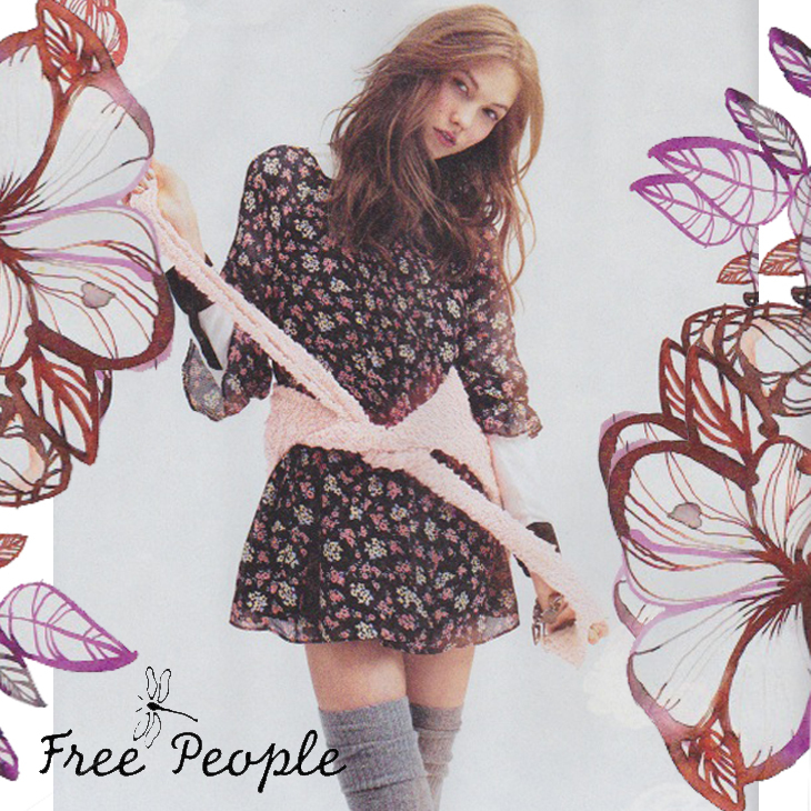 Free People Mini Doll Dress|Wardrobe ワードローブ