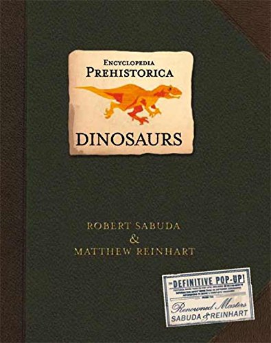 Amazon.co.jp: Encyclopedia Prehistorica Dinosaurs Pop-Up: Robert Sabuda, Matthew Reinhart: 洋書