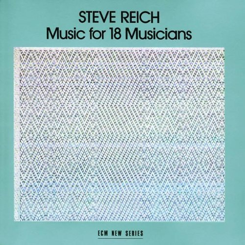 Amazon.co.jp: Music for 18 Musicians: Richard Cohen, Virgil Blackwell, Steve Reich, David Van Tieghem, James Preiss, Jay Clayton, Larry Karush: 音楽
