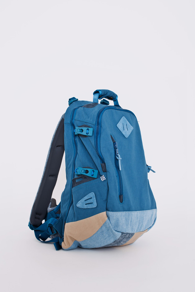 Visvim - Lamina Backpack 20L Picaro Blue | Très Bien Shop