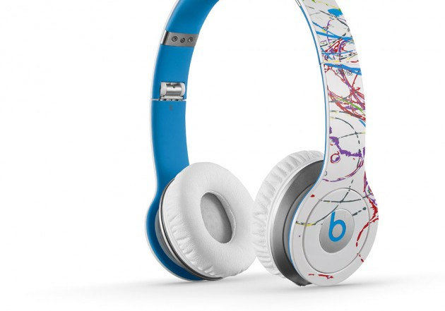 Futura x Beats by Dre Solo HD Headphones • Highsnobiety
