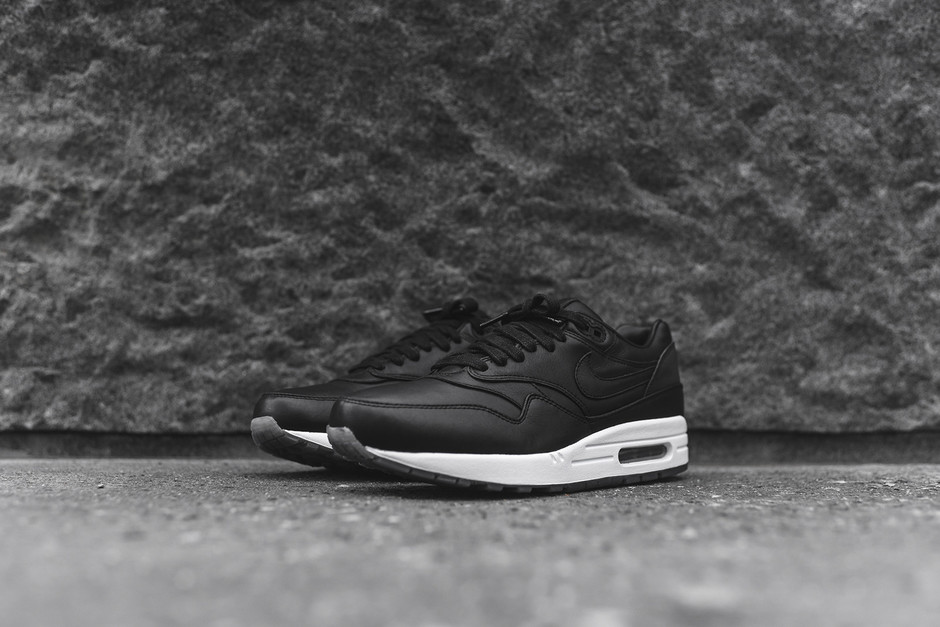 NikeLab Air Max 1 Pinnacle - Black | Kith NYC