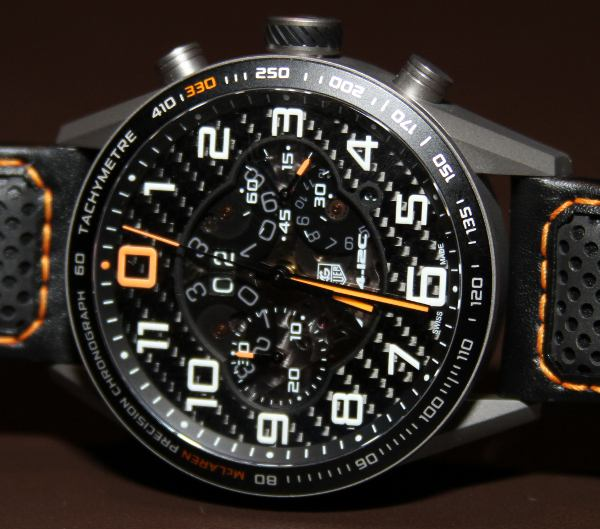Tag Heuer Carrera MP4-12C Chronograph Watch Hands-On Exclusive | aBlogtoWatch