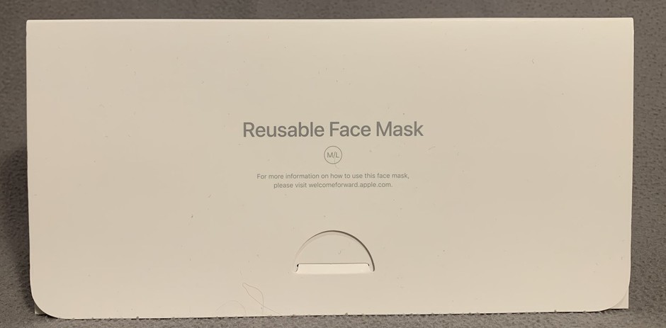 apple has revealed its own face mask design, can we soon buy it?