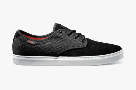 Vans OTW Collection Fall 2012: The Ludlow : SKOOL OF DAZE