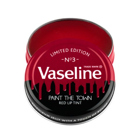 Vaseline Paint The Town Red - New Beauty Buys | Mobile
