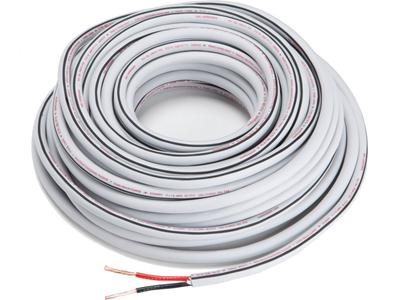 AudioQuest FLX-14/2 14-Gauge 2-Conductor In-Wall Speaker Cable (125 feet) UL-approved for in-wall use; direct-burial rated at Crutchfield.com