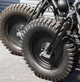House Of Thunder USA Trailbreakers at Cyril Huze Post – Custom Motorcycle News
