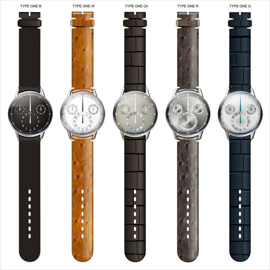 Ressence Type 1 Watch | The Coolector