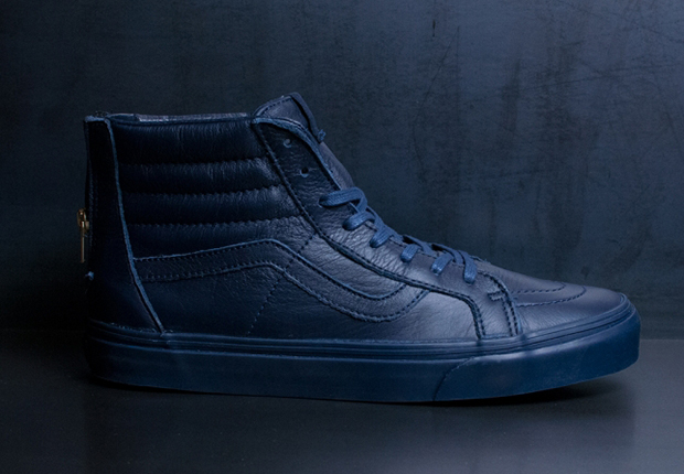 Van CA Sk8-Hi Zip Leather - Available - SneakerNews.com