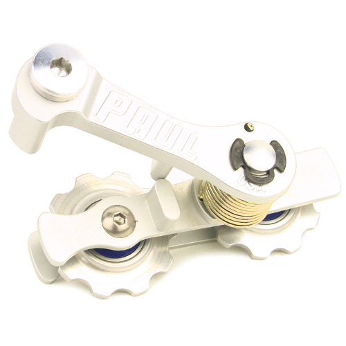 BLUE LUG / *PAUL* melvin chain tensioner (silver)