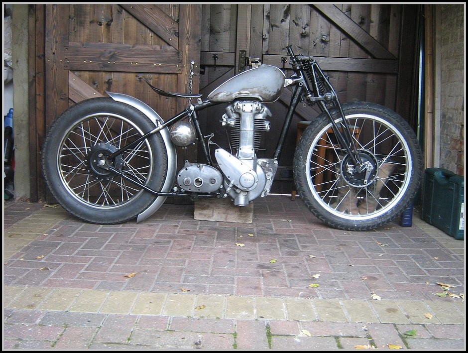 The Best BSA Bobber Pictures Post - Page 20 - The Jockey Journal Board