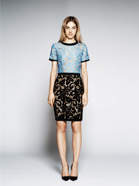Sea New York Combo Lace Dress Collections