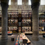 CUSH DESIGN STUDIO: [Inspiration] Old Church = Epic Bookstore