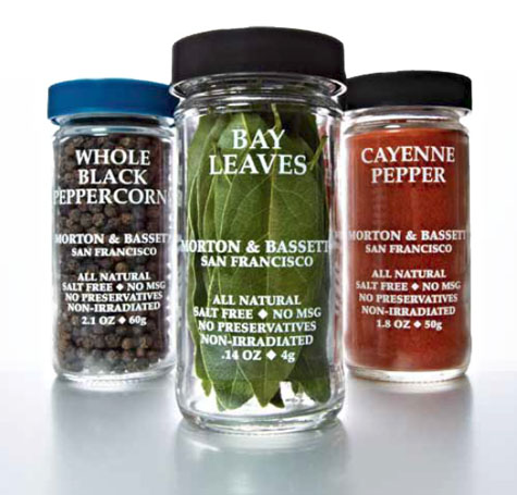 Welcome to Morton & Bassett Spices | A Complete Line of All Natural, Salt Free, No MSG, No Preservatives, Non-Irradiated Spices | Clearly What Spices Should Be | FREE Shipping on Orders Over $29!