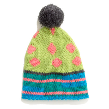 1717 Olive™ Dotted Ski Hat - accessories - Women's NEW ARRIVALS - Madewell
