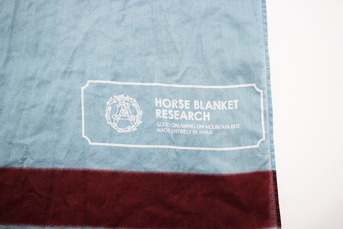 Horse Blanket Research Summer Blanket - BRANCH online store
