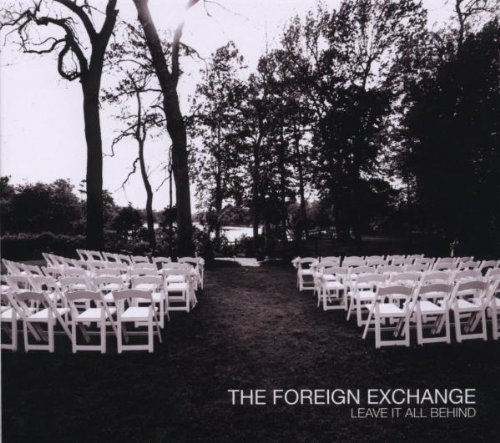 Amazon.co.jp: Leave It All Behind: The Foreign Exchange: 音楽